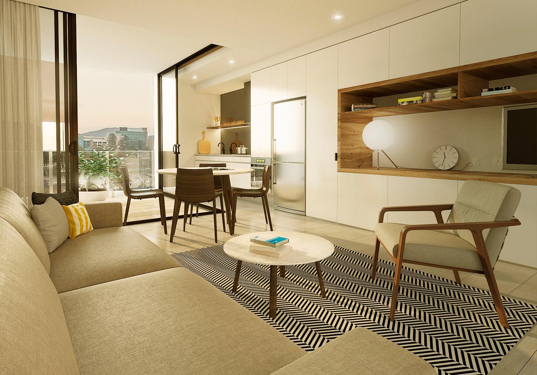 Citro apartment complex