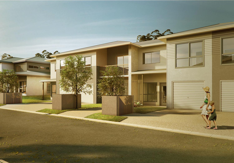 The Terraces suburban community