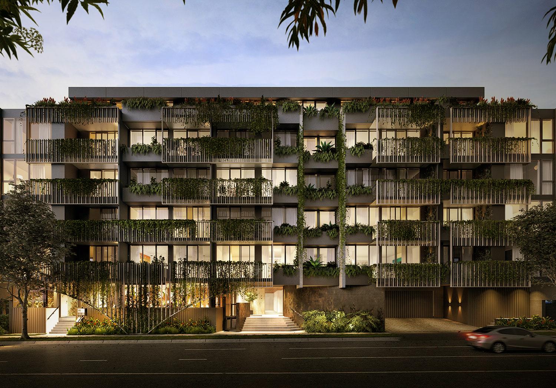 Eastside Village Melbourne Apartments