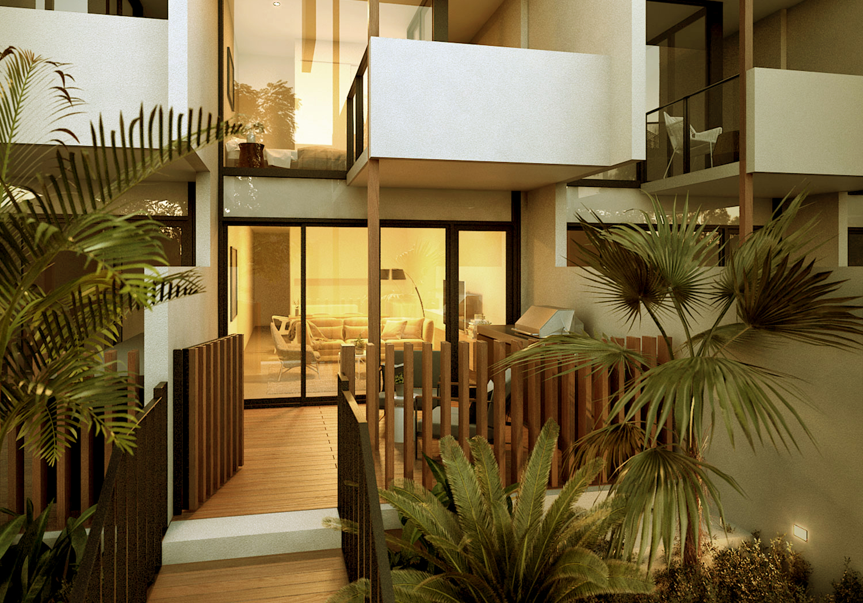 Hemingway Apartments