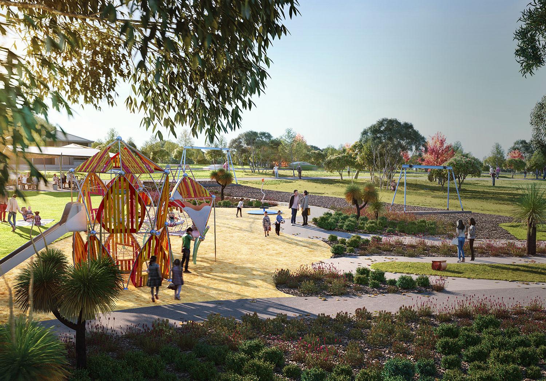 Quenda open park